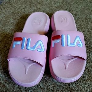 Fila Flip Flop Sandals 7